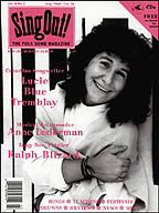 Sing Out! V.39#2: Lucie Blue Trembley, Anne Lederman, Ralph Blizzard