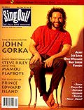 Sing Out! V.39#3: John Gorka, Steve Riley and the Mamou Playboys, Prince Edward Island Fiddlers, Jez Lowe, Dar Williams, Bad Livers, Ferron