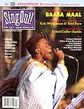 Sing Out! V.40#2: Baaba Maal, Cris Williamson and Tret Fure, Ethel Caffie-Austin, Richard Shindell, Peter and Lou Berryman, Lee Murdock, Cheryl Wheeler, Jean Bosco Mwenda, Carroll Best