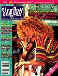 Sing Out! V.40#4: Buddy and Natalie MacMaster, Clarence Gatemouth Brown, Ashley Hutchings, Eric Taylor, Hans Theessink, Ilene Weiss, Anne Hills