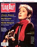 Sing Out! V.41#2: Joan Baez, Del McCoury, Martin Simpson Tom Paxton, Mad Pudding, Small Potatoes, Chesapeake