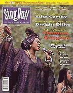Sing Out! V.42#1: Oumou Sangare, Eliza Carthy, Dwight Diller, Pennsylvania German Traditions, Cherish the Ladies, Jack Hardy, Salamander Crossing, Bill Morrissey