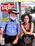 Sing Out! V.44#1: Utah Phillips, Cordelia's Dad, Boozoo Chavis, Artie Traum, Tom Russell, Tabache