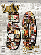 Sing Out! V.44#4: Our Special 50th Anniversary Issue