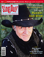 Sing Out! V.45#3: Ramblin' Jack Elliott; Bill Morrissey; Silk City; Alison Kinnaird; Peter & Lou Berryman; Cooney on Dylan