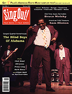 Sing Out! V.46#1: The Blind Boys of Alabama, Bruce Molsky, Sam Hinton, Bill Jones, Cheb Mami and Penny Lang