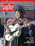 Sing Out! V.47#4: Sister Rosetta Tharpe, Tim O'Brien, Dan Zanes, Phonix, Jim Page, Le Vent du Nord & The Midnight Special