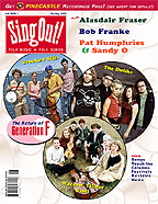 Sing Out! V.49#1: Crooked Still, The Duhks, Warsaw Village Band, Bob Franke, Alasdair Fraser, Pat Humphries & Sandy O