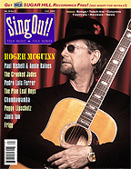 Sing Out! V.50#3: Roger McGuinn, Paul Rishell and Annie Raines, Pedro Luis Ferrer, The Crooked Jades, Janis Ian, Frigg, Chumbawamba, The Pine Leaf Boys, Peggy Lipschutz