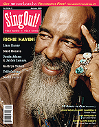 Sing Out! V.53#2: Richie Havens, Liam Clancy, Slaid Cleaves, Justin Adams & Juldeh Camara, Kathryn Tickell, TriBeCaStan, Sarah Jarosz