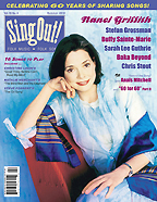 Sing Out! V.53#4: Nanci Griffith, Stefan Grossman, Baka Beyond, Sarah Lee Guthrie, Chris Stout, Buffy Sainte-Marie